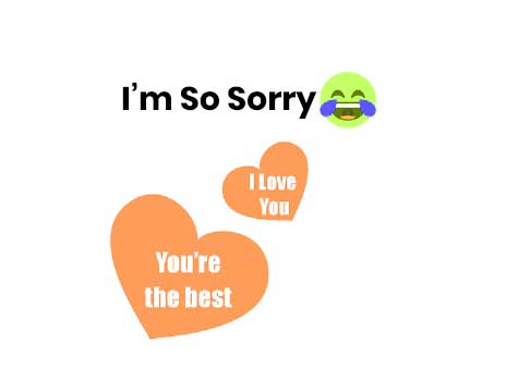 Best Sorry Whatsapp Dp Images Download