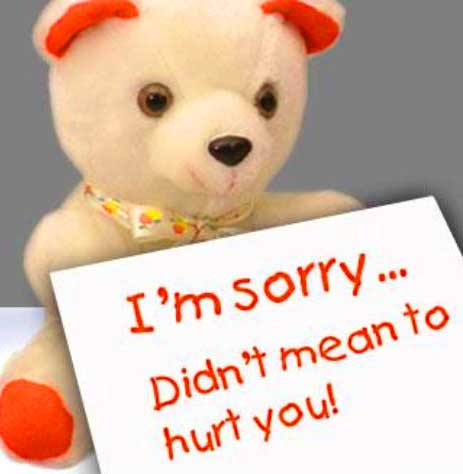 Best Sorry Whatsapp Dp Photo pics