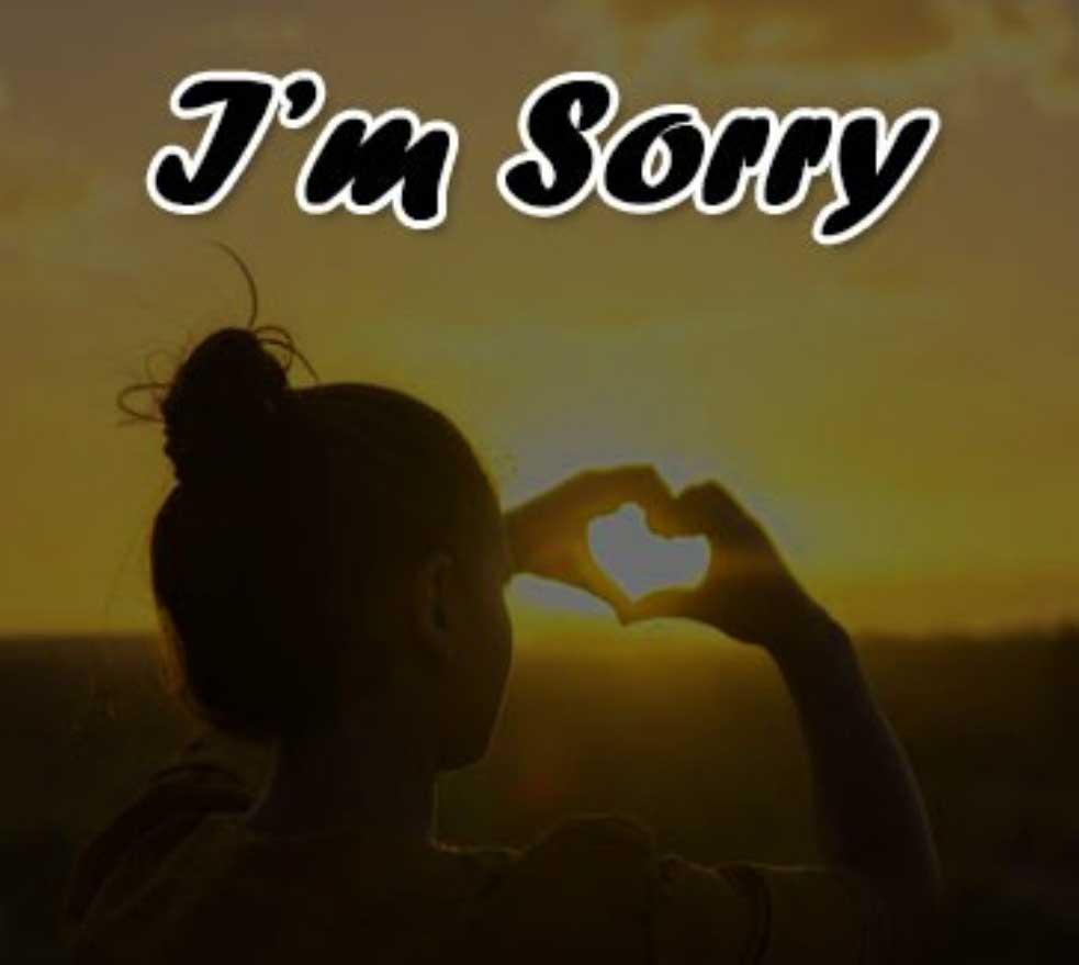 Best Sorry Whatsapp Dp Wallpaper pics