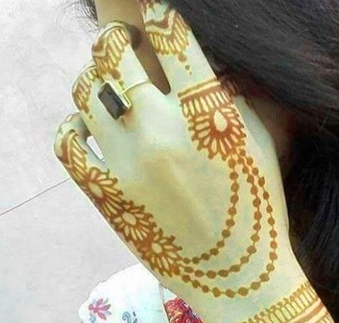 Cute Hand Dp For Whatsapp Photo