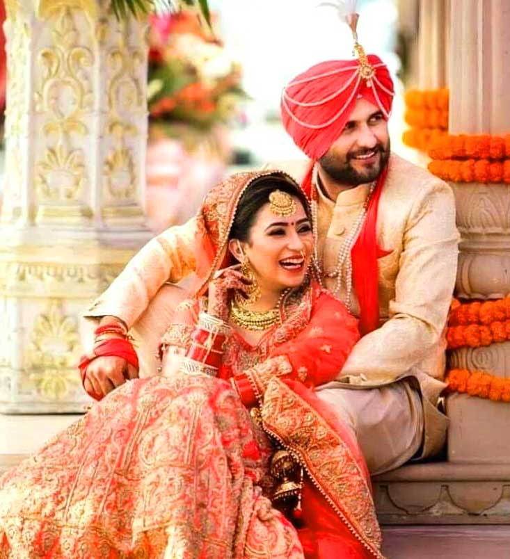 Cute Punjabi Couple Photo Hd