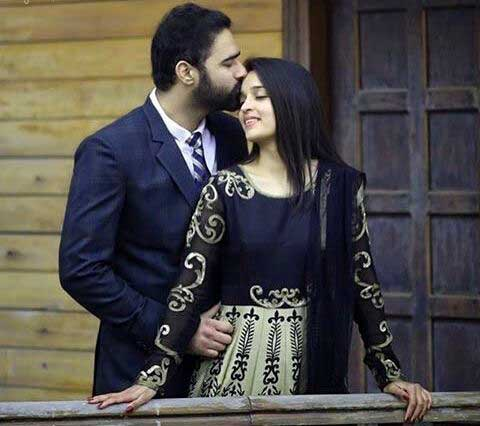 Cute Punjabi Couple Pics Images