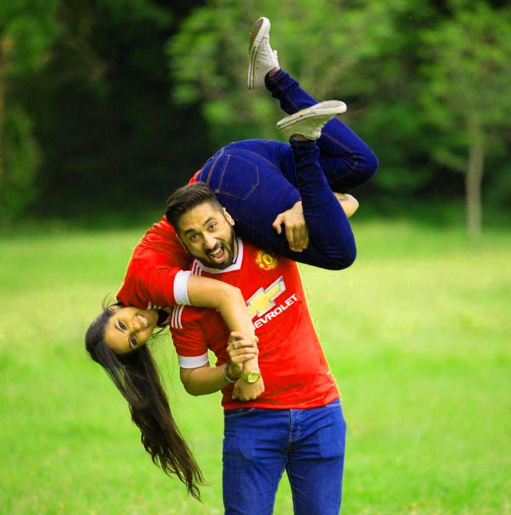 Cute Punjabi Couple Pictures