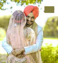 Cute Punjabi Couple Wallpaper Hd