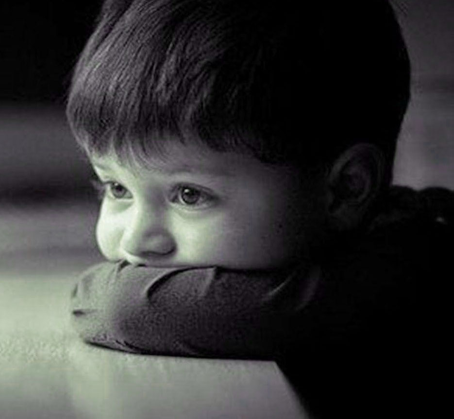 Cute Sad Dp Photo Pictures