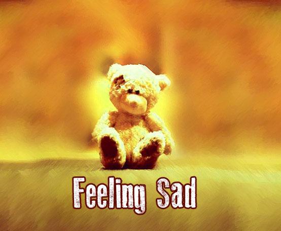 Cute Sad Dp Pics Wallpaper