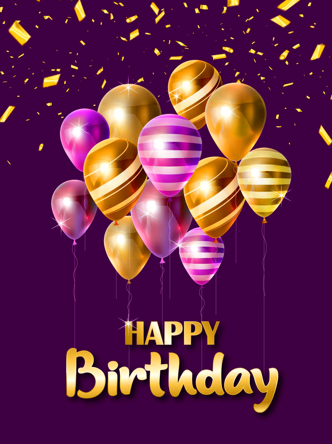 Free Latest Happy Birthday Wallpaper Download