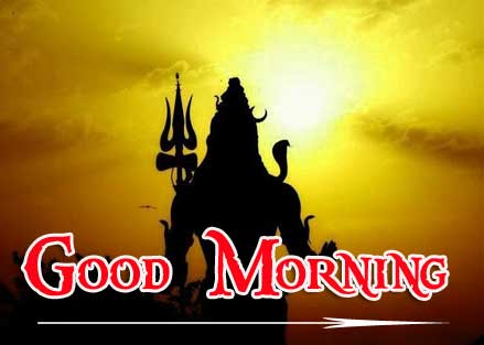 Good Morning Wishes With God Shiva