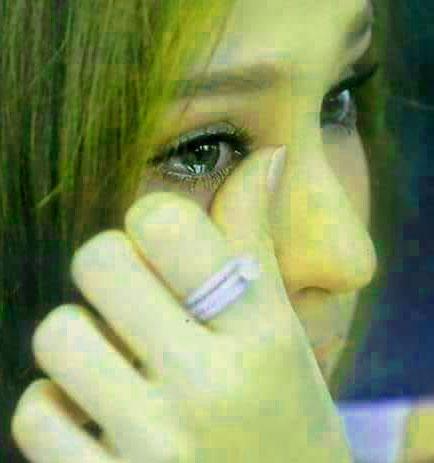 New Sad Crying Whatsapp Dp