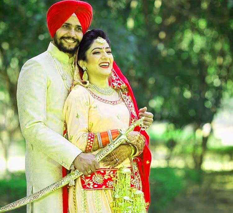 Punjabi Couple Free Images Photo