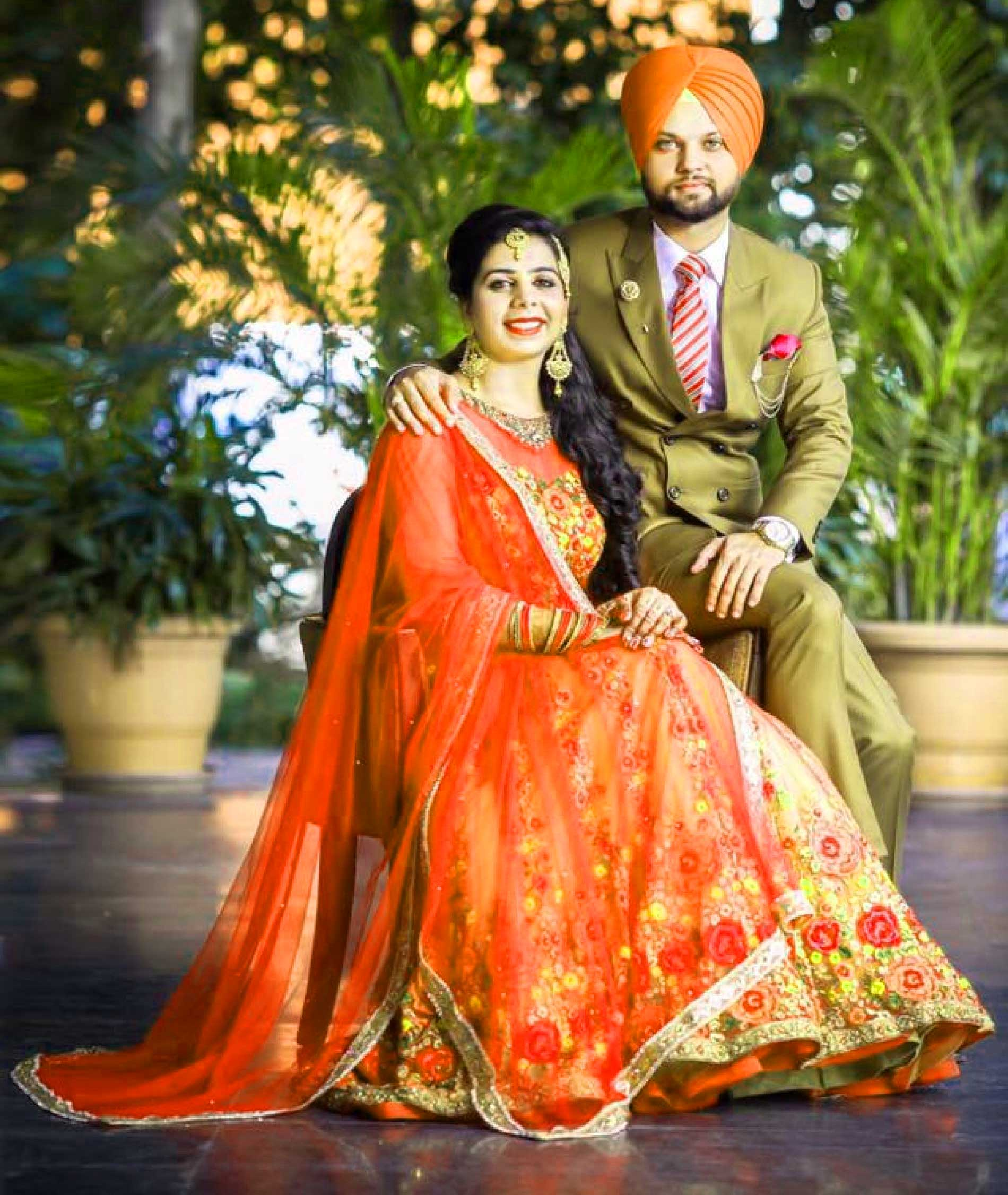 Punjabi Couple Images Free