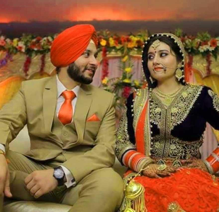 Punjabi Couple Images Pics Hd