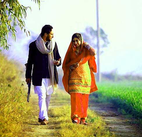 Punjabi Couple Images Pics