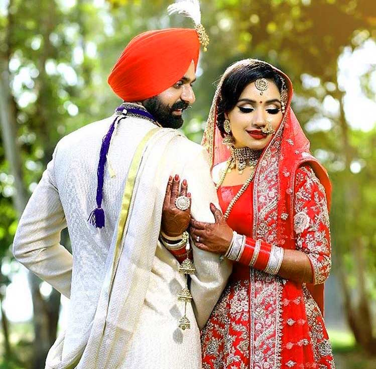 Punjabi Couple Images Pictures
