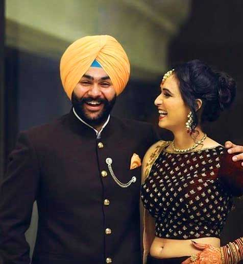 Punjabi Couple Photo Hd