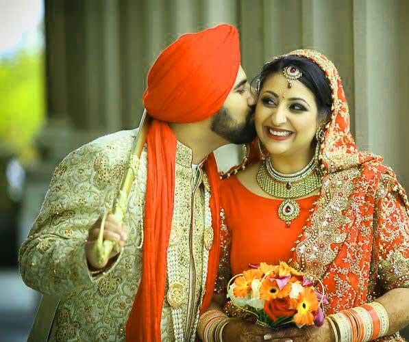 Punjabi Couple Pics Images