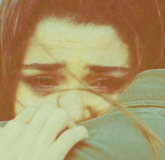 Sad Crying Whatsapp Dp Photo Free