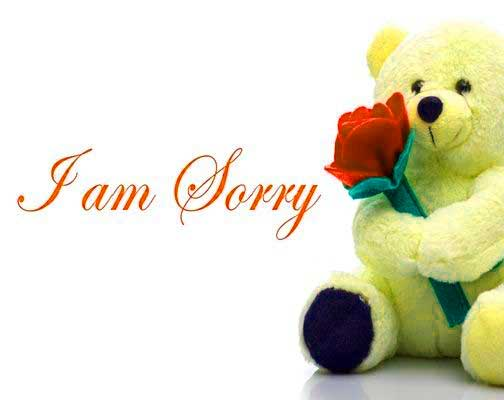Sorry Whatsapp Dp Download Free