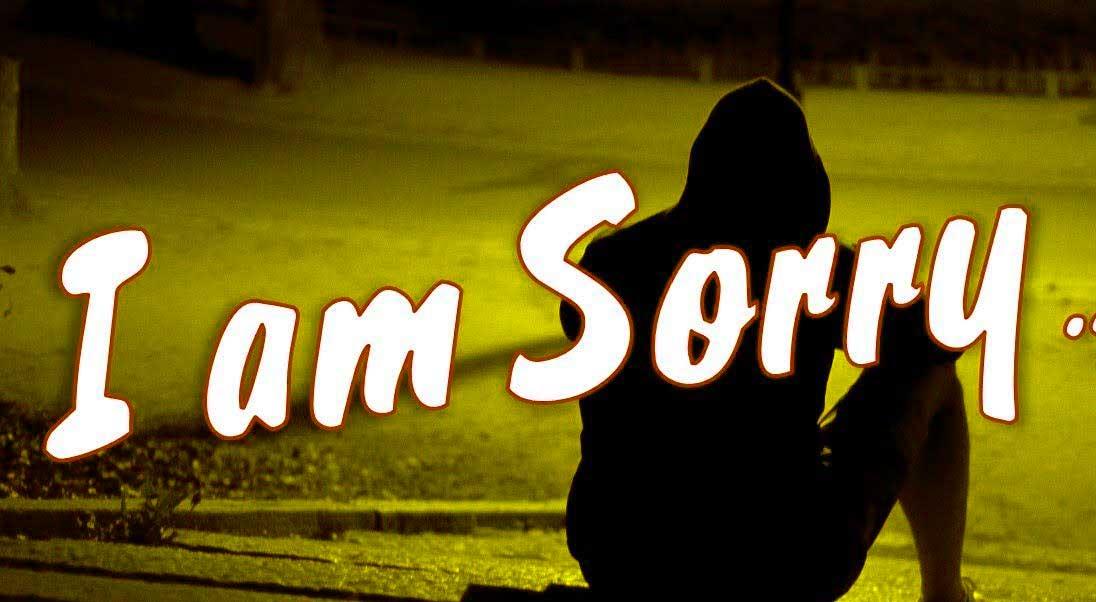 Sorry Whatsapp Dp Free