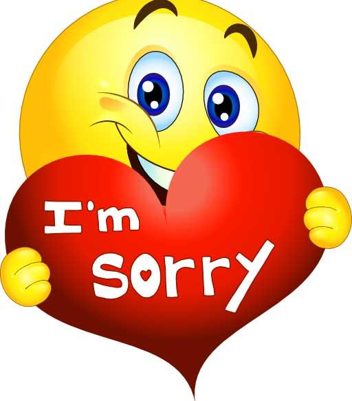 Sorry Whatsapp Dp Hd Free