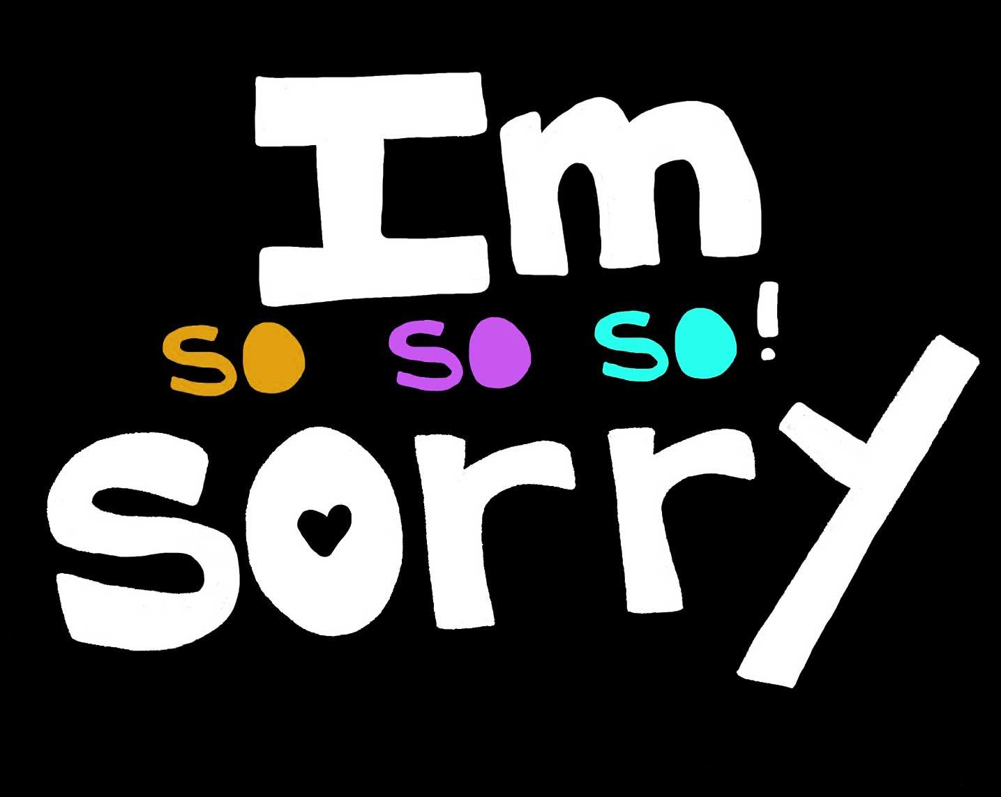 Sorry Whatsapp Dp Images Wallpaper