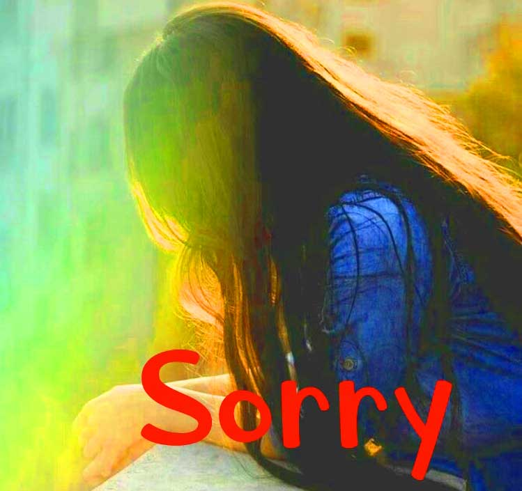 Sorry Whatsapp Dp Pictures Wallpaper