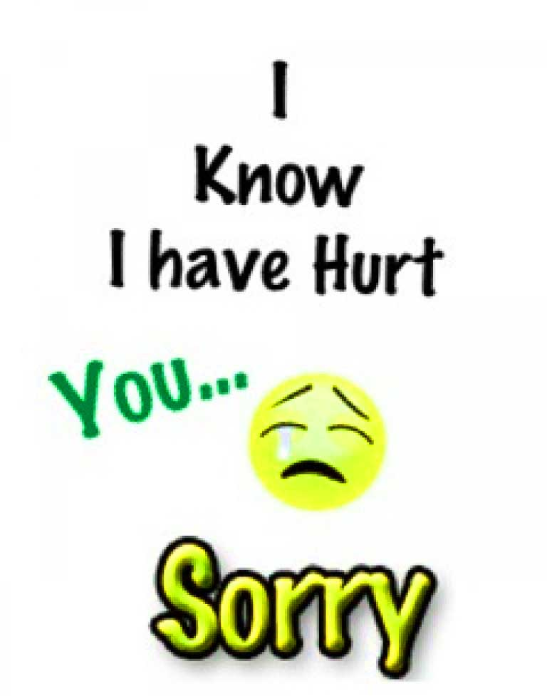 Sorry Whatsapp Dp Wallpaper Download
