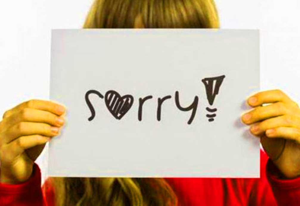 Sorry Whatsapp Dp Wallpaper Images