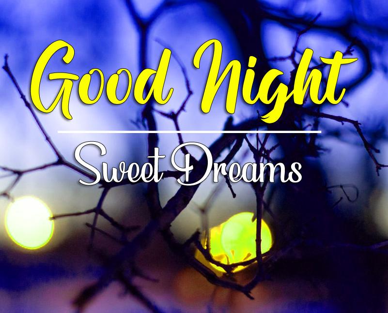 4k Good Night Image