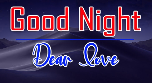 4k Good Night Images Pics With Dear