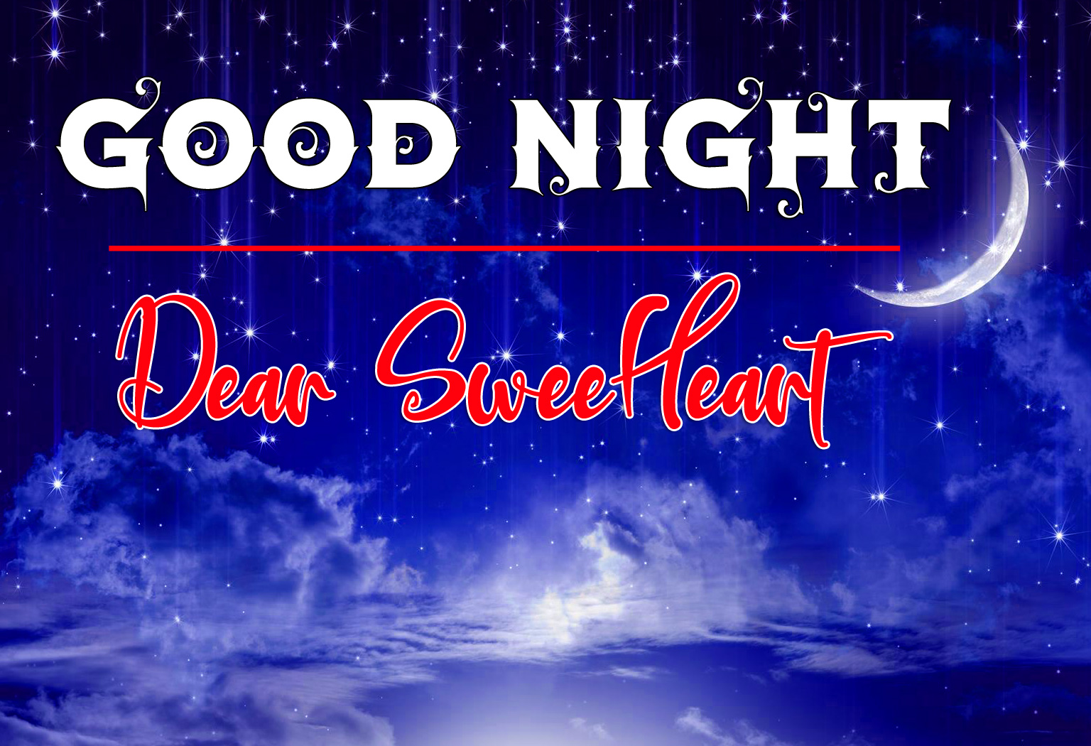 4k Good Night Images Pics With Sweet Heart