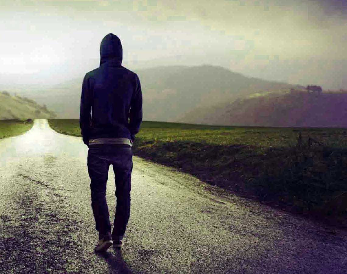 Alone Boy Whatsapp Dp Wallpaper Images