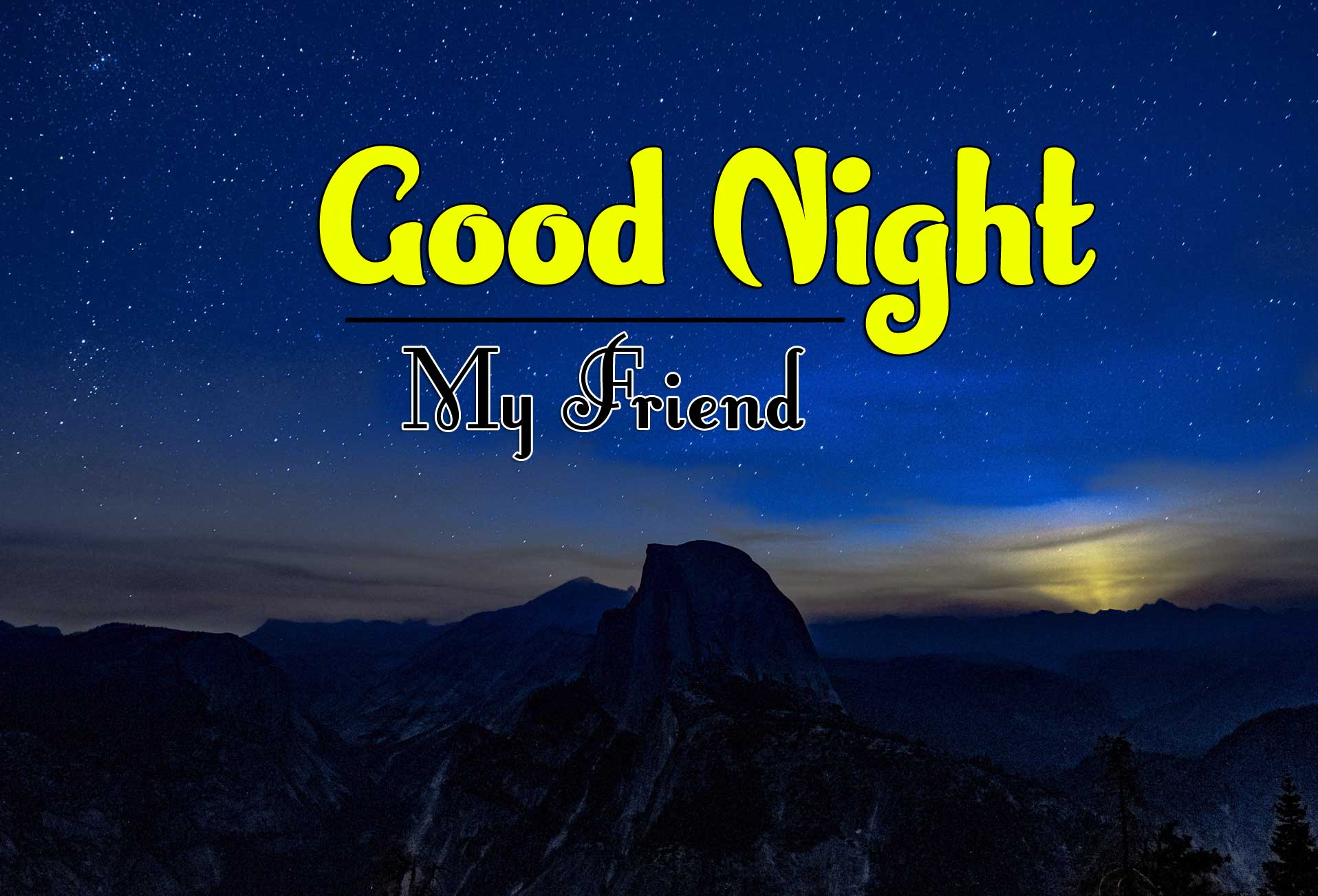Beautiful Free Full HD Good Night Pics Download
