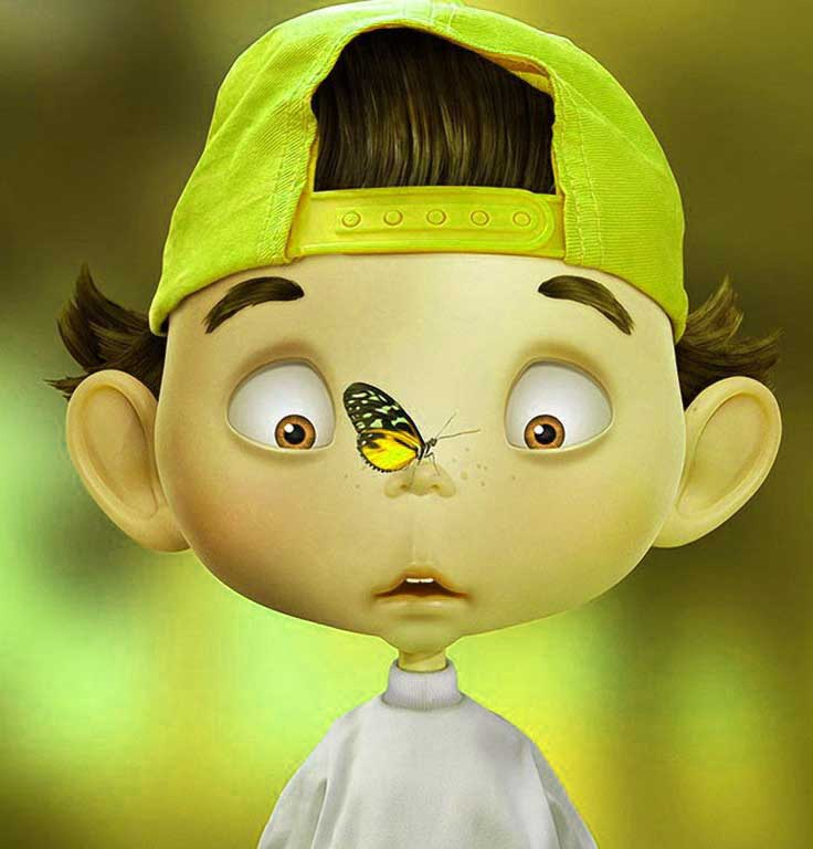 Best Cute Cartoon Dp Images Wallpaper