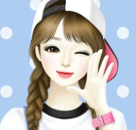 Best Cute Cartoon Dp Pics