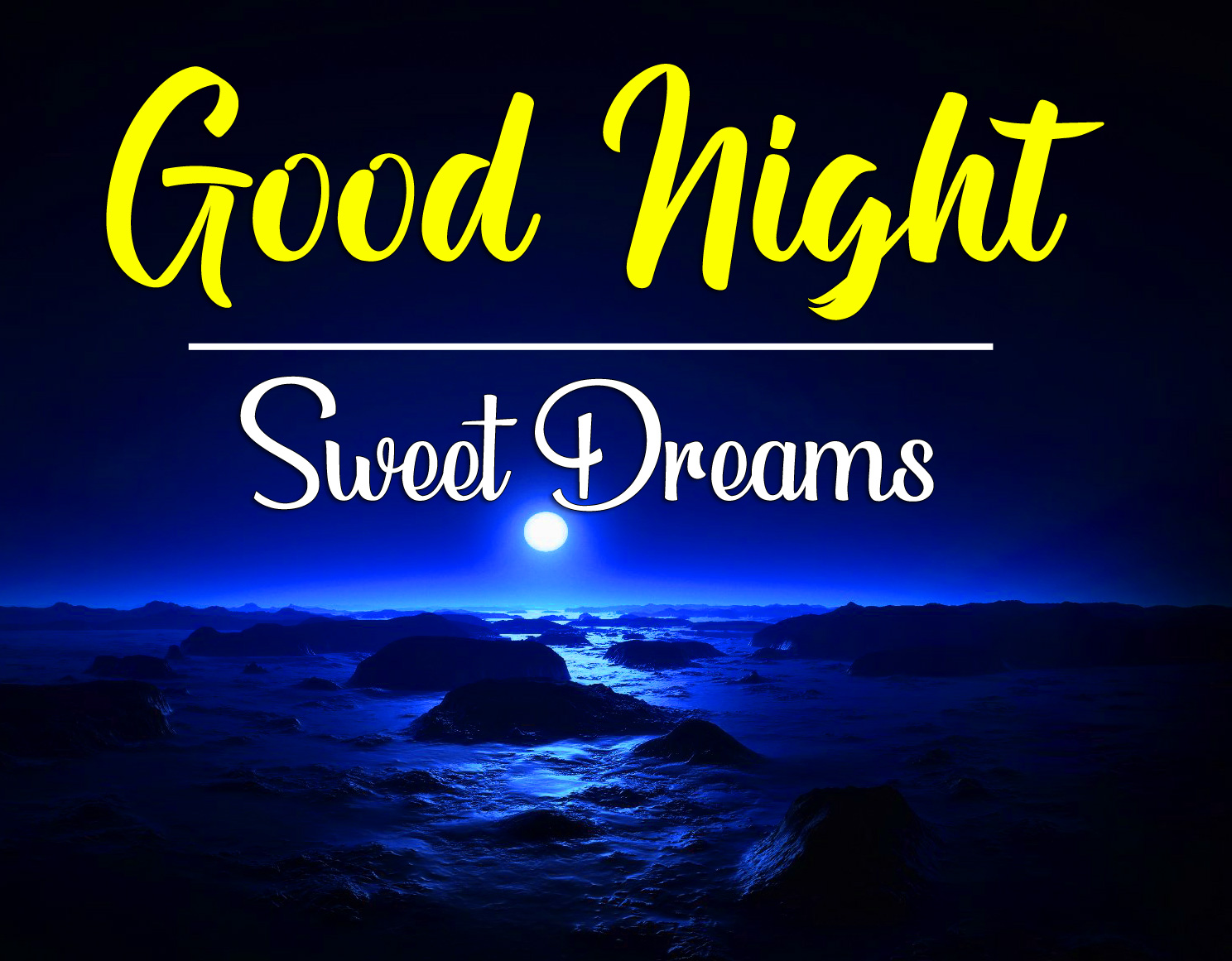 Best New 4k Good Night Images Pics Download
