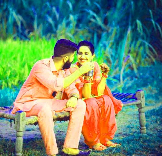 Best Punjabi Coupal Whatsapp Dp Photo Hd