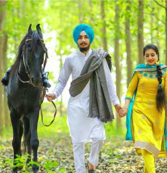 Best Punjabi Coupal Whatsapp Dp Pictures Free