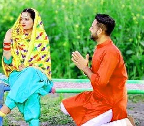 Best Punjabi Coupal Whatsapp Dp Wallpaper hd