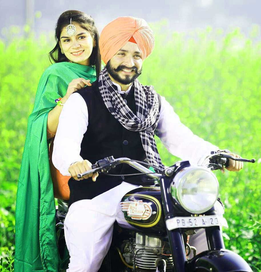 Best Punjabi Coupal Whatsapp Dp