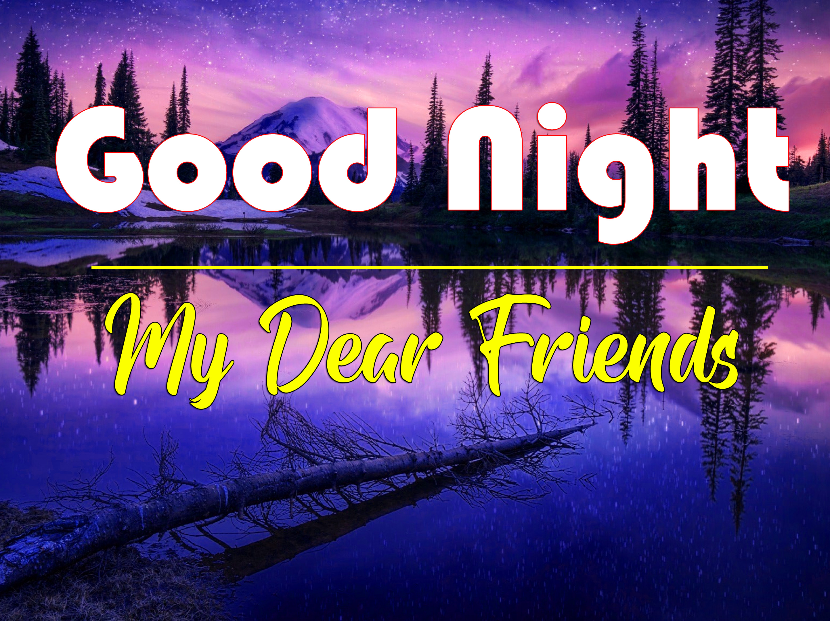 Best Quality 4k Good Night Images Pics Download