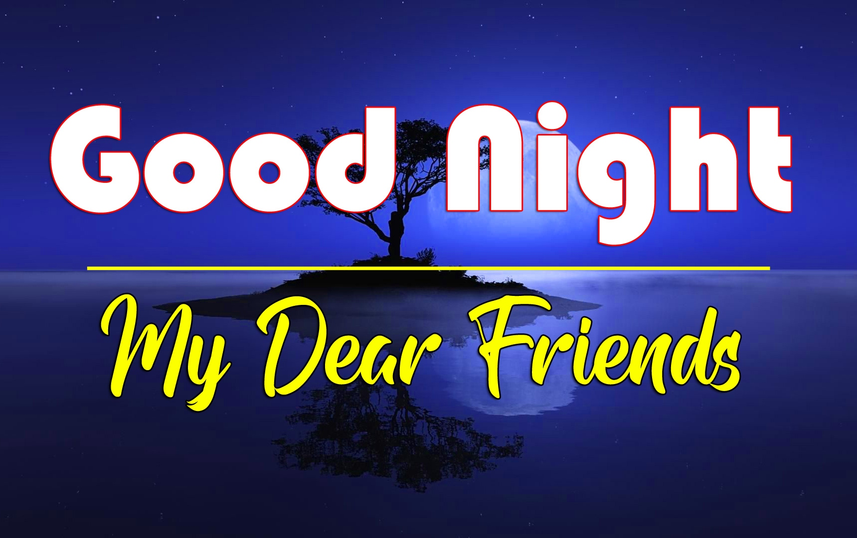 Best Quality Free 4k Good Night Images pics Download