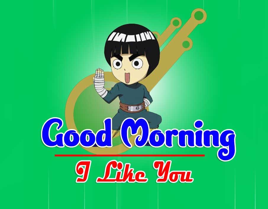 Cartoon Wonderful Good Morning 4k Images Download