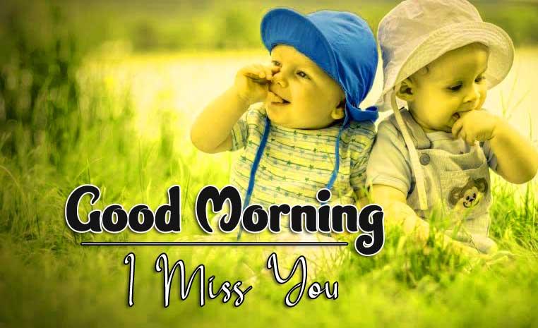 Cute Baby Wonderful Good Morning 4k Pics Images Download