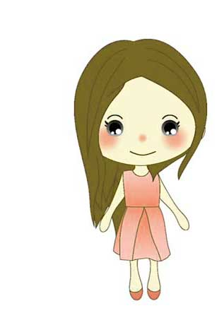 Cute Cartoon Dp Free
