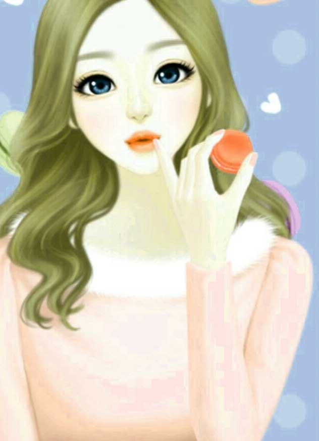Cute Cartoon Dp Images Free