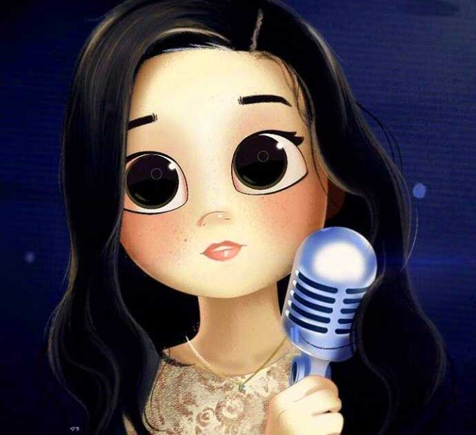 Cute Cartoon Dp Pics For Fcebook