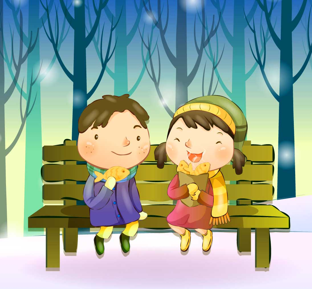 Cute Cartoon Dp Pics Free