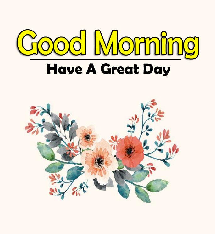 Flower 4k Good Morning Wallpaper Download 2