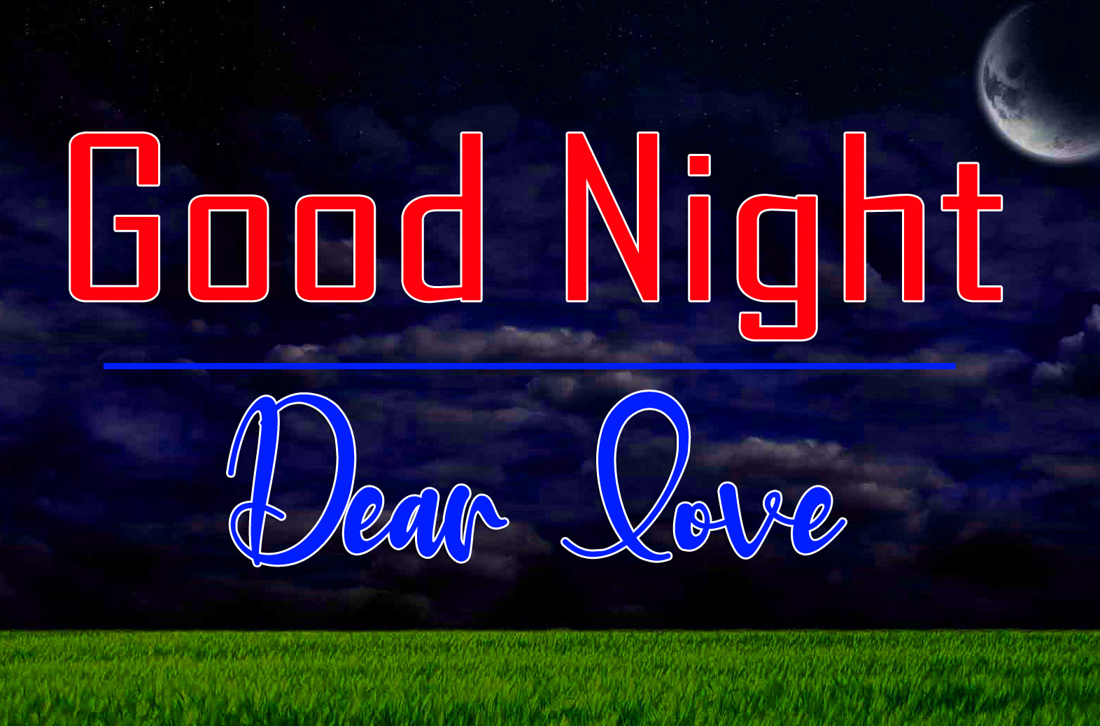 Free Full HD 4k Good Night Images Pics Download